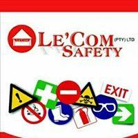 Lecom Safety logo